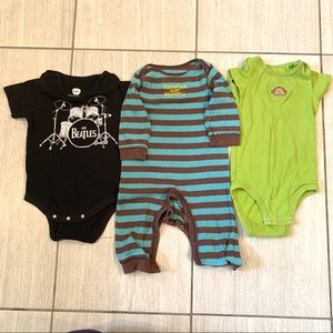 Lot of 3 9-12 month boys clothes